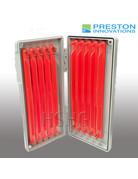 Preston innovations Preston Natural N-10 Hooklengths 15cm onderlijnen