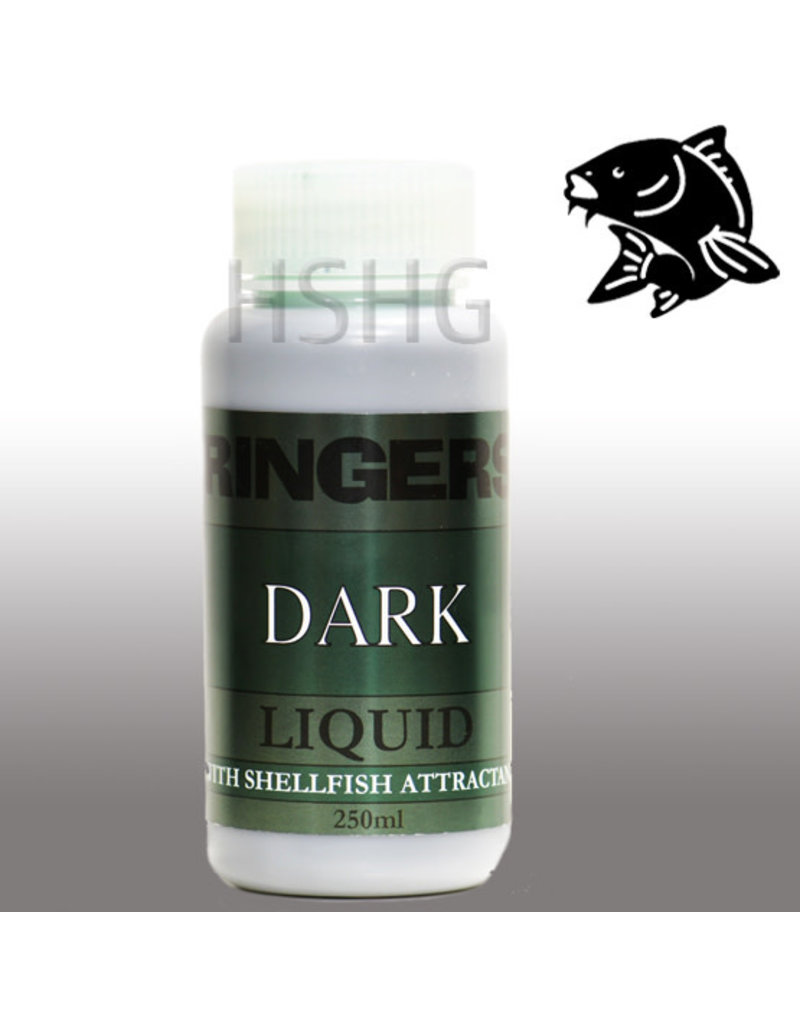 Diversen Ringers Dark Liquid 250ml.