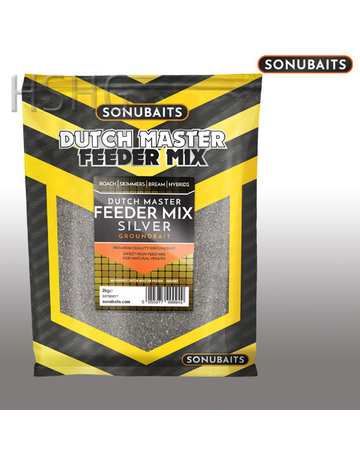Preston innovations Sonubaits Dutch Master Feeder Mix Silver 2kg