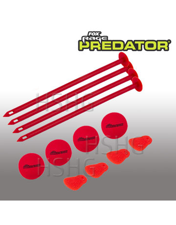 Fox Rage Predator Fox Rage Predator Deadbait Kebab Kit