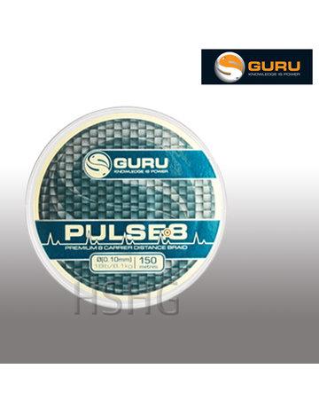 GURU Guru Pulse-8 Dyneema Gevlochten lijn