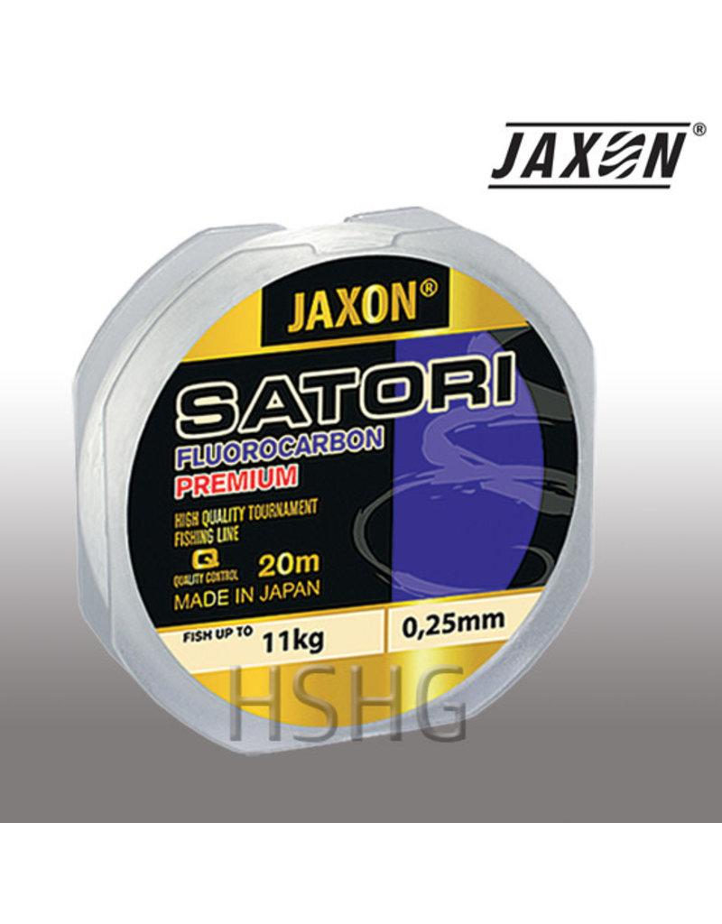 Jaxon Jaxon Satori Fluorocarbon premium nylon vislijn