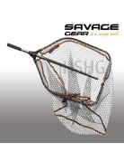 Savage Gear Savage Gear Pro Folding Rubber Schepnet XL