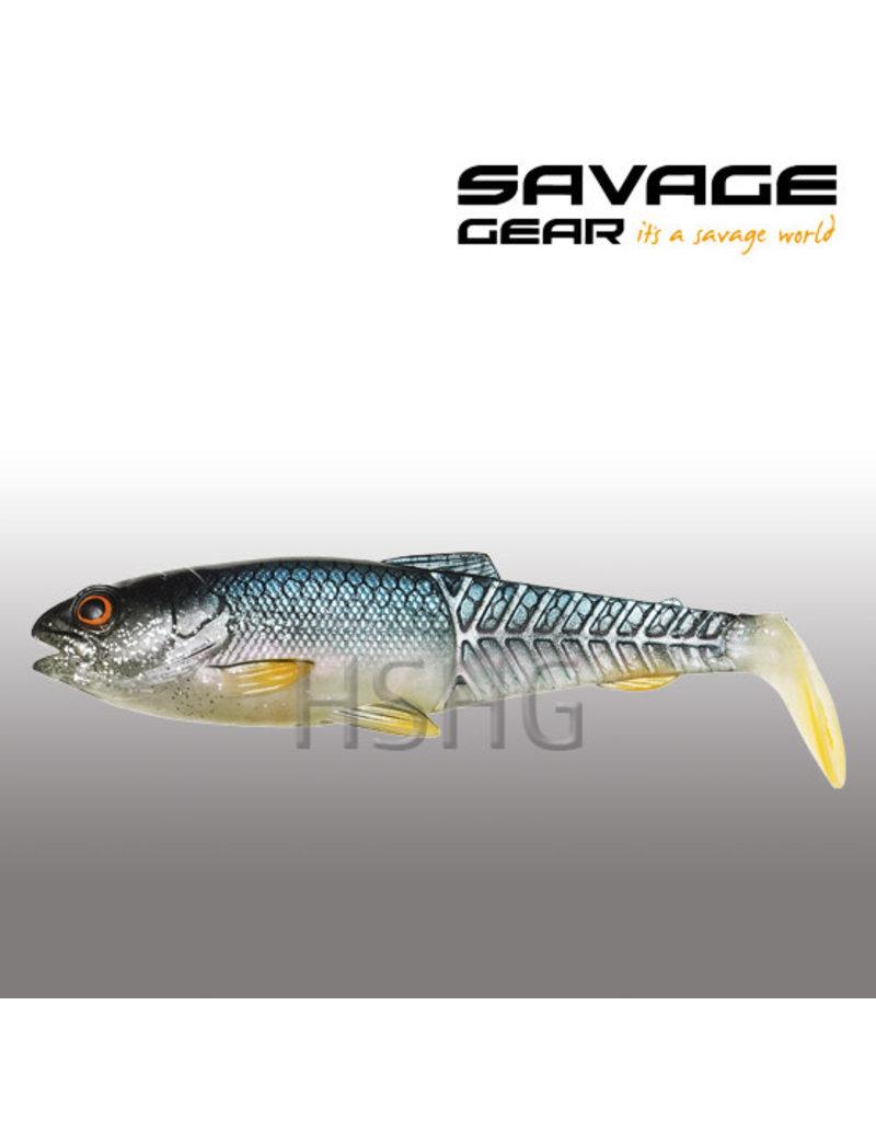 Savage Gear Savage Gear Craft Cannibal Paddle Tail Roach 12.5cm 20gram