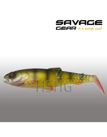 Savage Gear Savage Gear Craft Cannibal Paddle Tail Perch 12.5cm 20gram