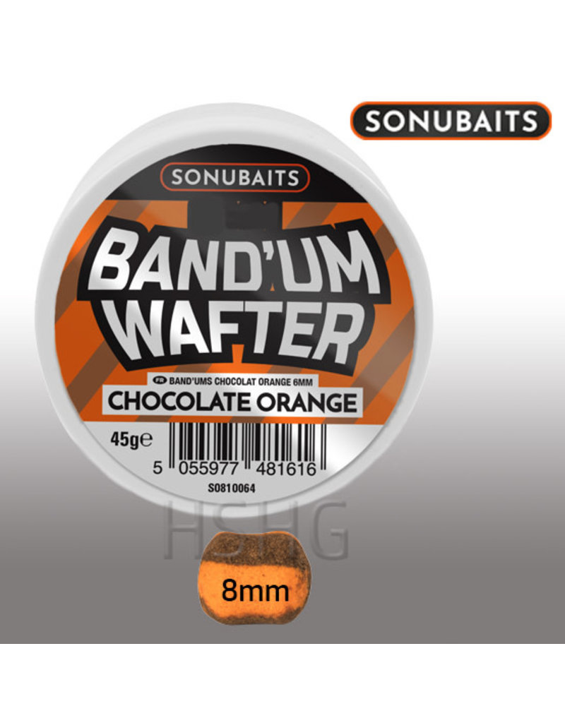 Sonubaits Sonubaits Band'um Wafter Chocolate Orange