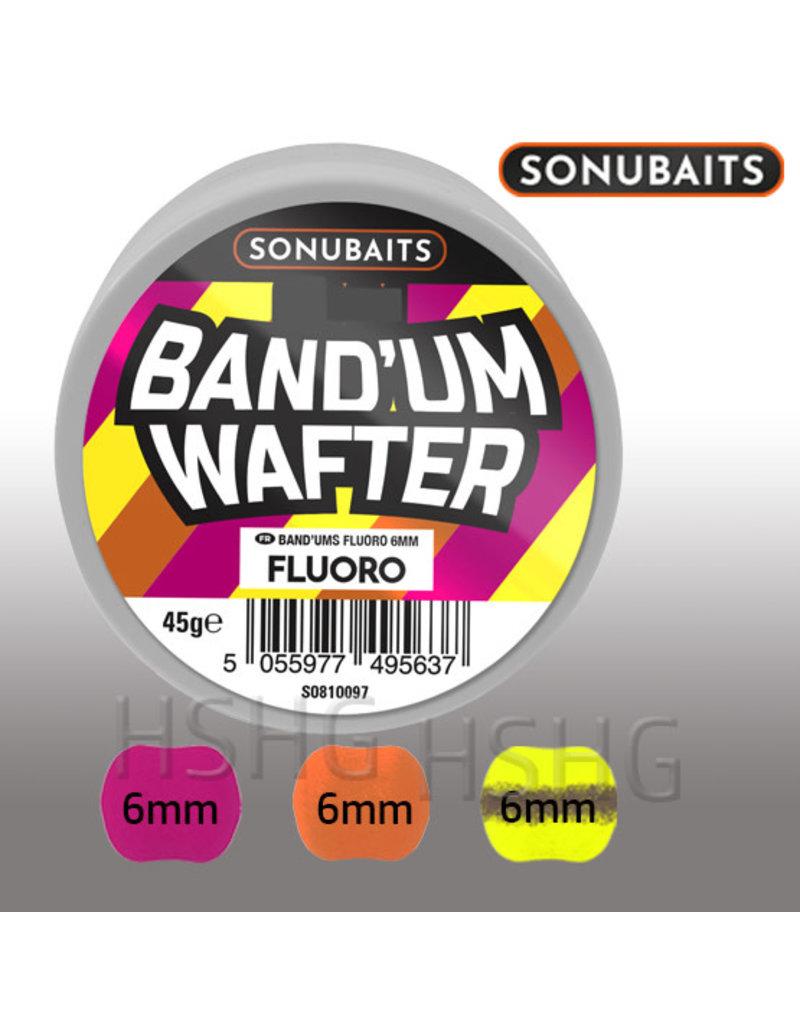 Sonubaits Sonubaits Bandum Wafters Fluoro 6 mm