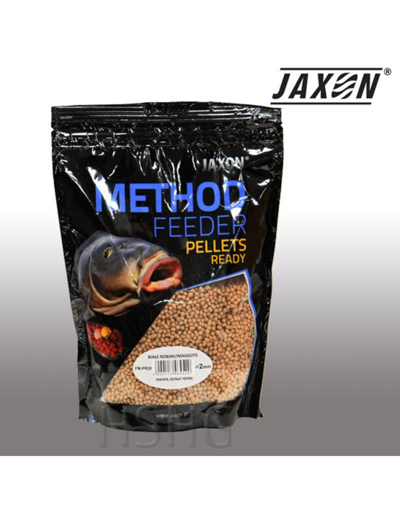 Jaxon Jaxon Method Feeder Pellets Ready Maggots 2mm