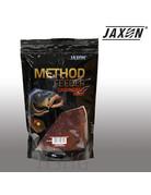 Jaxon Jaxon Method Feeder Groundbait Ready Red Halibut 750gram