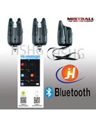 Mistrall Mistrall-Bluethoot-Smart-Beetmelderset-2+1