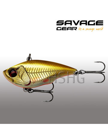 Savage Gear Savage Gear Fat Vibes Sinking Dirty Roach 22gr 6.6cm