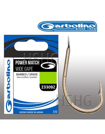 Garbolino Garbolino Power Match Witvishaak 2330BZ Wide Gape