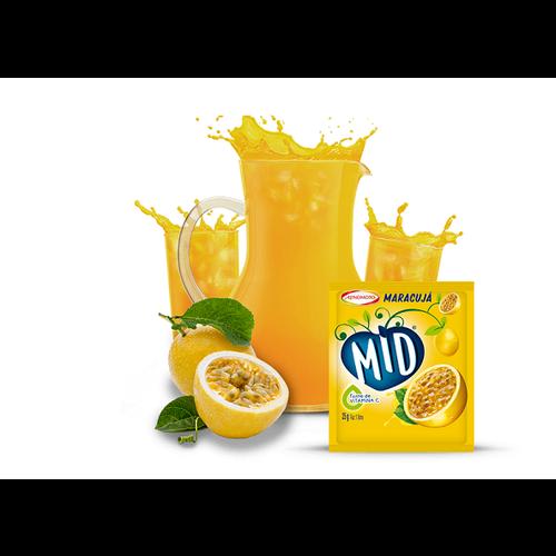 Ajinomoto Refresco MID sabor Maracujá 25g