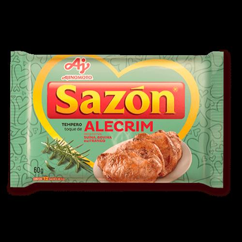 Ajinomoto Tempero Sazon toque Alecrim 60g