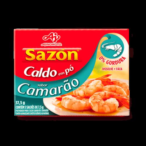 Ajinomoto Caldo em Pó Camarão Ajinomoto 37.5g