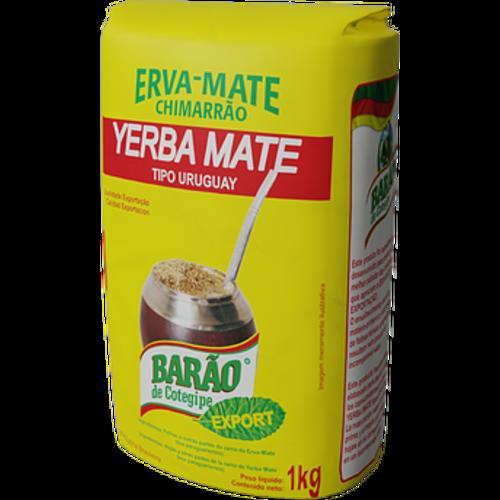 Barao Erva Mate tipo Uruguaio Export Barão 1kg