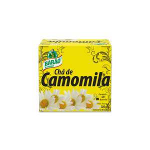 Barao Cha de Camomila saq Barao 13g