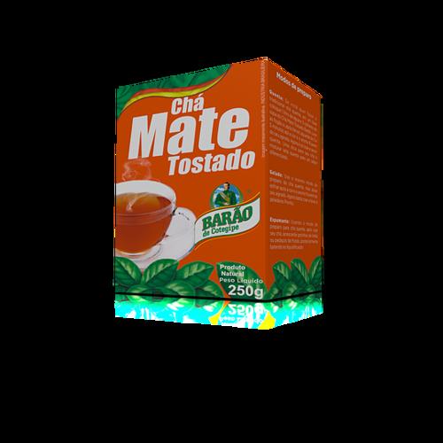 Barao Erva Mate Tostado Barao 250g