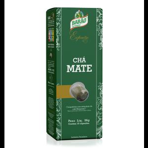Barao Cha Mate Verde Expresso cap Barão 220g