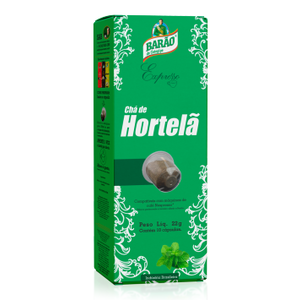 Barao Cha Hortela Expresso cap Barao 220g