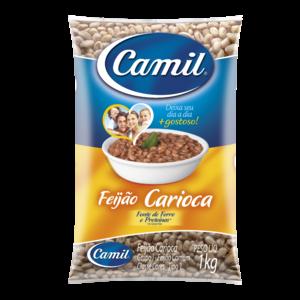 Camil Feijão Carioca Tipo 1 Camil 1kg