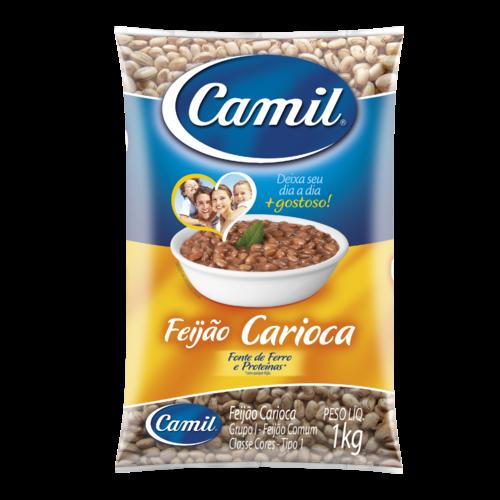 Camil Carioca Bonen Tipo 1 Camil 1kg