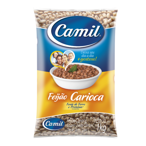 Camil Carioca Beans Tipo 1 Camil 1kg