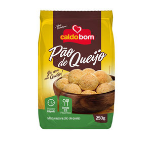 Caldo Bom Kaas Broodjes Mix  Caldo Bom 250g