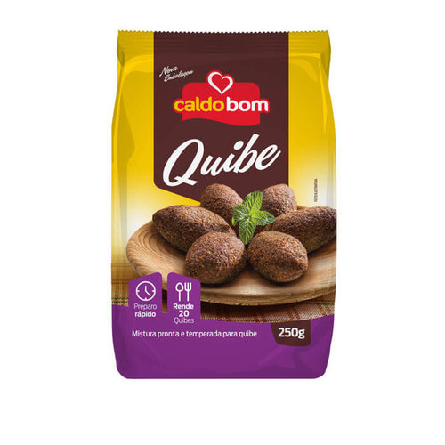 Caldo Bom Mix for Quibe Caldo Bom 250g
