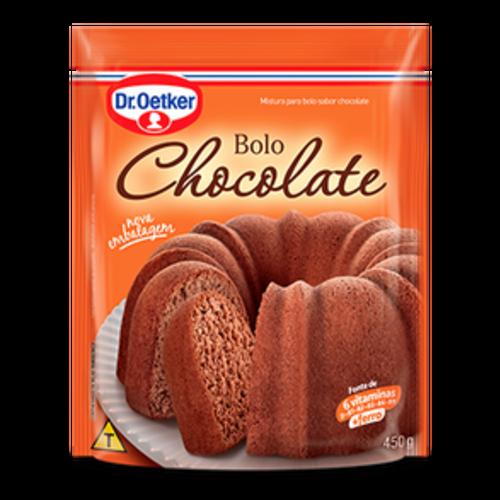 DrOetker Mistura Bolo Chocolate Dr Oetker 400g