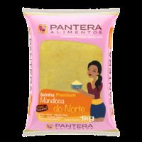 Farinha de Mandioca do Norte Pantera 1kg