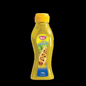 Ole Yellow Mostard Sauce Ole 180g