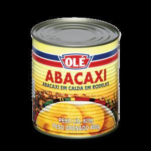Ole Abacaxi em Calda Ole 400g