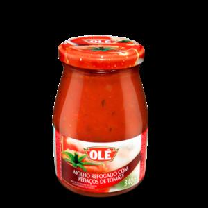 Ole Tomato Sauce wiht Chopped Tomato vd Ole 340g