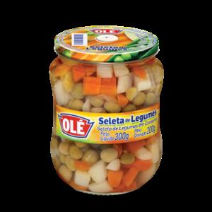Ole Seleta de Legumes vd Ole 200g