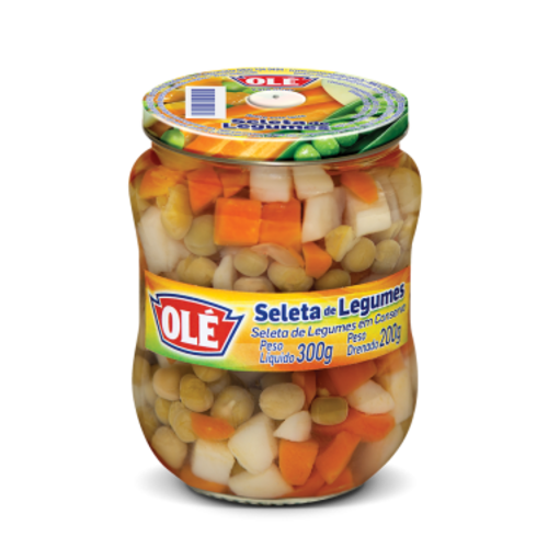 Ole Mixed vegetables Ole 200g