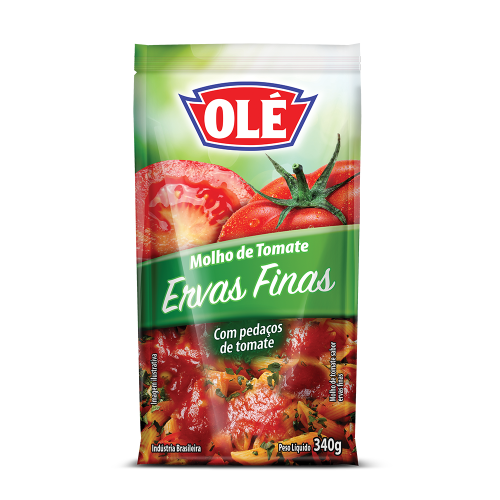 Ole Tomato Sauce with Fine Herbs Pouch 340g