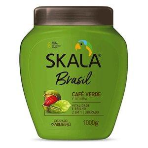 Skala Creme Tratamento Cafe Verde Ucuuba Skala 1kg