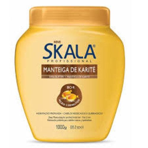 Skala Creme Tratamento Manteiga Karite Skala 1kg