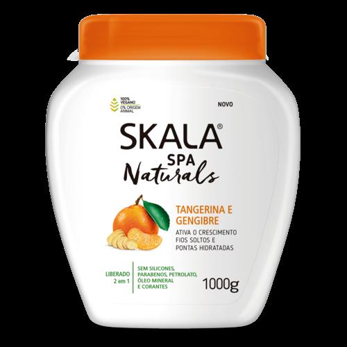Skala Creme Tratamento Spa Natural Tangerina Skala 1kg