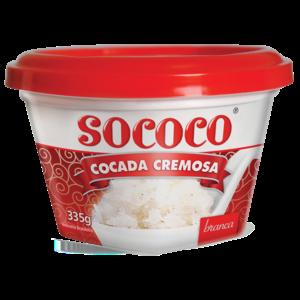 Sococo Creame Coconut Sweet  Sococo 335g