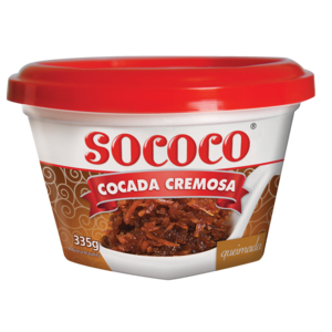 Sococo Geroosterde Kokos Sweet  Sococo 335g