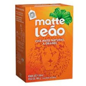 Leao Cha Mate Granel Natura Matte Leao cx 250g