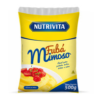 Yellow Corn Meal Nutrivita 500g
