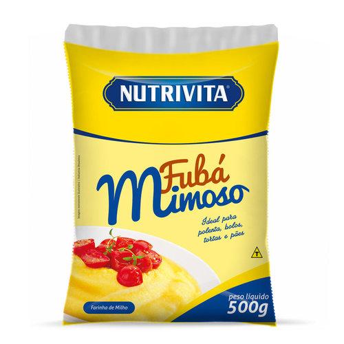 Nutrivita Yellow Corn Meal Nutrivita 500g