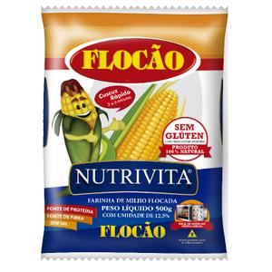 Nutrivita Flocão de Milho Nutrivita 500g