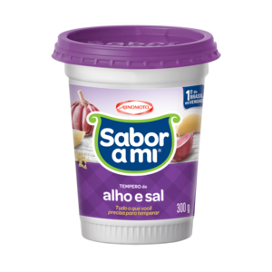 Ajinomoto Tempero Alho e Sal Sabor Ami 300g