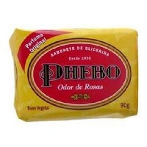 Phebo Sabonete Phebo Odor Rosas 90g