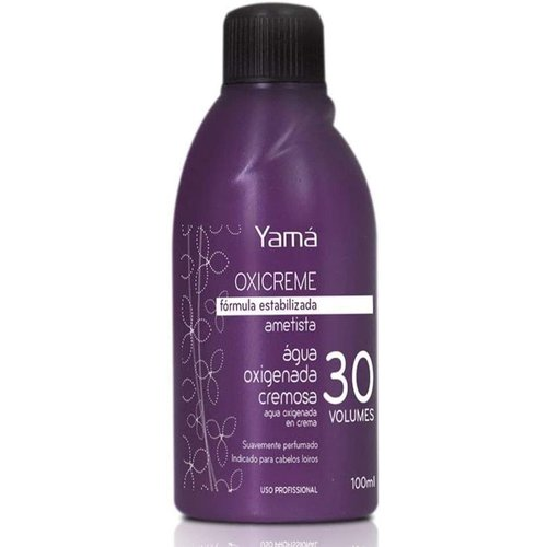 Yama Agua Oxigenada Ametista 30 vol Yama 100ml