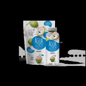 Coco Pure Agua de Coco Desidratada em pó Energy 200g
